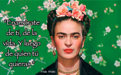10 frases feministas de Frida Kahlo
